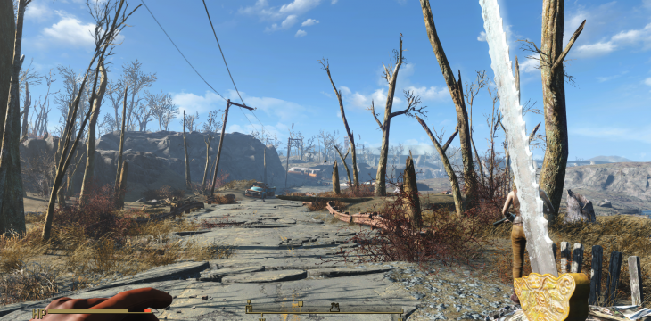 First Impressions: Fallout 4